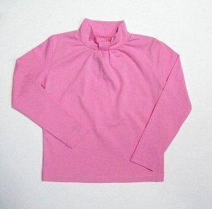 Джемпер школьный для девочки Цвет:голубой