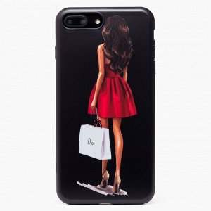 "Чехол-накладка SC195 для ""Apple iPhone 7 Plus/iPhone 8 Plus"" (002)"
