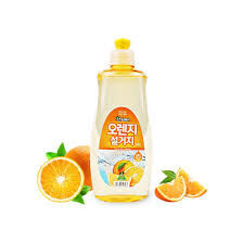 """Средство для мытья посуды """"Sandokkaebi"""" Апельсин 500 г /30"""