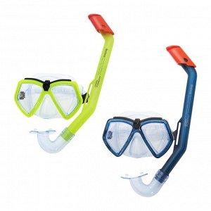 Набор для плавания (маска с трубкой) 24027 (1/6)