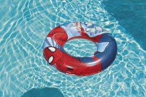 Круг надувной Spider-Man 98003 (д.56см)  (1/36)