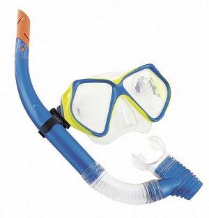 Набор для плавания (маска с трубкой) 24005 (1/6)
