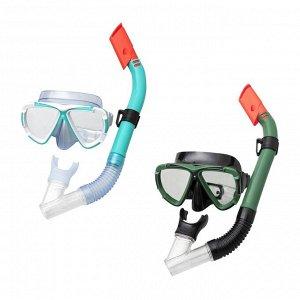 Набор для плавания (маска с трубкой) 24053 (1/6)