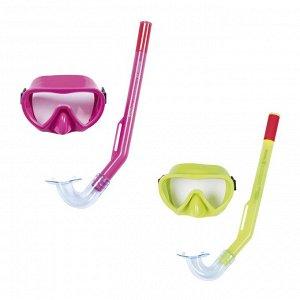 Набор для плавания (маска с трубкой) 24036 (1/12)