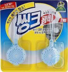 Очиститель для слива раковин Sink CombIi  10 г х 2 шт. / 80