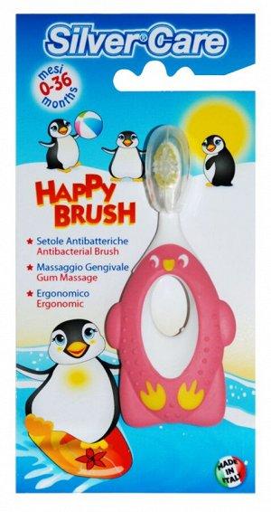 Детская зубная щетка для малышей