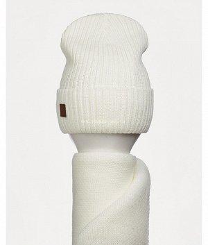 M 1020 S 1020 флис (колпак+шарф) Комплект