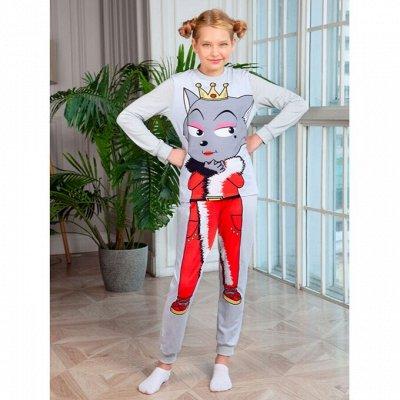 СТИЛЬНЯШКИ-Одежда для детей и подростков-Качество! Новинки!  — Для девочек. Пижамы и домашняя одежда — Белье, одежда для дома