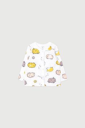 Кофточка(Осень-Зима)+baby (хомячки на сахаре)