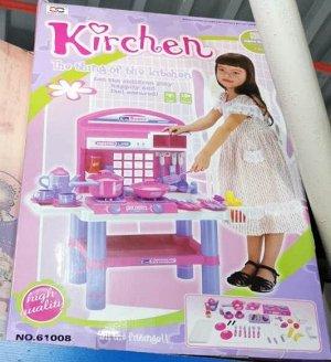 Набор игрушечный Кухня