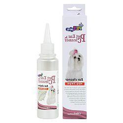 Средство для очистки ушей домашних животных PETPERSS. Ушные капли 120мл