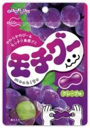 Мармелад жевательный Senjaku с сиропом винограда  32 гр. 1/6/72  /Япония/