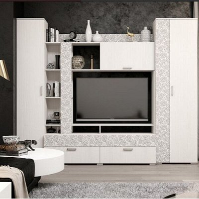 Практичная мебель! Некоторые модули есть в наличии! — НОВИНКИ! Отличные гостиные! — Мебель