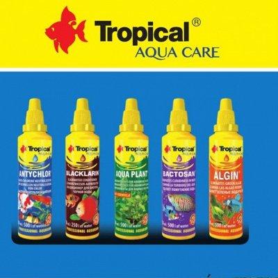 🐠 Мир аквариуМИСТИКИ Новинки Tropical! — Уход за рыбами, растениями, водой Tropical — Аксессуары для аквариумов