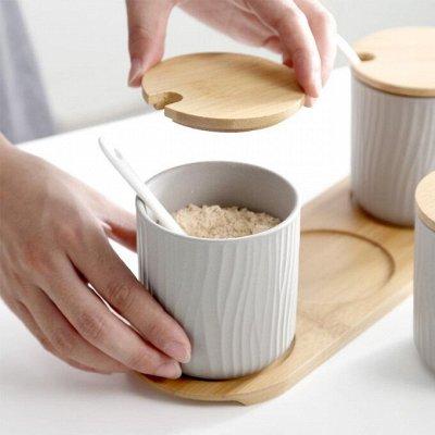 Распродажа посуды! Большие скидки!   — Наборы для специй — Емкости для специй