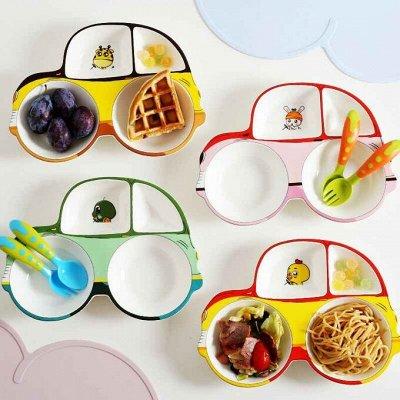 Распродажа посуды! Большие скидки!   — Детские тарелки — Посуда