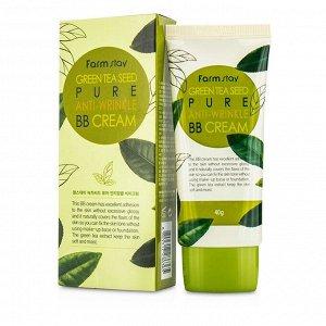 Green Tea Seed Pure Anti-Wrinkle Bb Cream ББ-крем с экстрактом семян зеленого чая