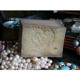 Мыло лечебное оливково-лавровое традиционное чистое с 45% лаврового масла Zahera Amani 200гр