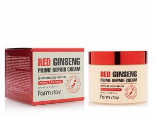 Red Ginseng Prime Repair Cream