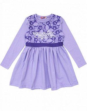 81123 НЛ Платье для девочки 98-128/6