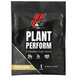 ProSupps, Plant Perform, Performance Plant Protein 36 гр