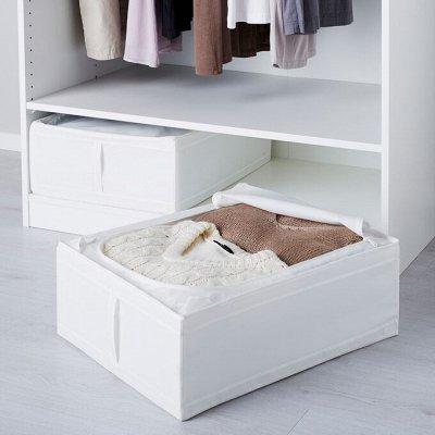 ИКЕА! Полезные товары для дома и мебель — Коробки, органайзеры
