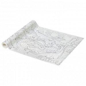 JATTELIK ЙЭТТЕЛИК | Рулон бумаги для раскрашивания | 10 м