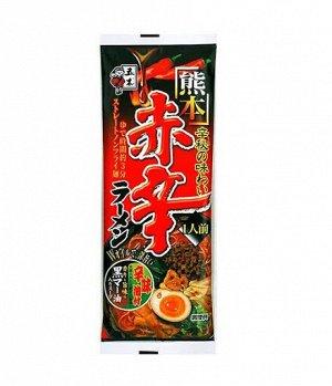 Суп Kabushiki Тонкоцу- с острым куринным бульоном  166 гр.