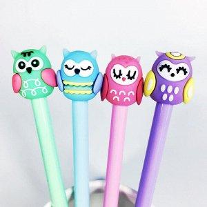 Ручка Сова Оригинальные ручки поднимут настроение вам и вашим друзьям