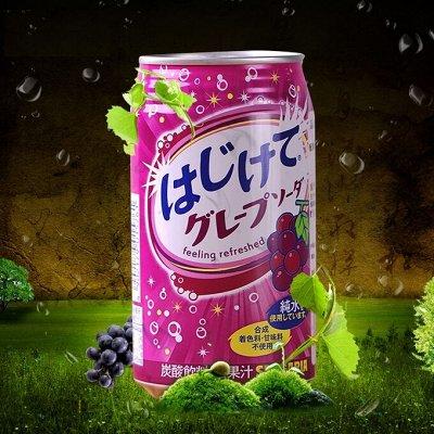 Японский кофе. Дриппакеты- это удобно! Соусы, лапша, напитки — Напитки SANGARIA — Газированные напитки