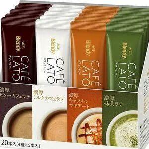 Кофе из Японии. Дриппакеты это удобно.  — Кофе AGF БЛЕНДИ СТИК — Растворимый кофе