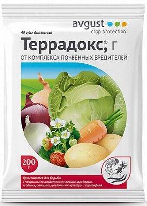 От вредителей Террадокс 200 гр. (1/50) /Август/