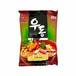 "Удон со вкусом скумбрии ""Mild Flavor Fresh Udon"" 210г"