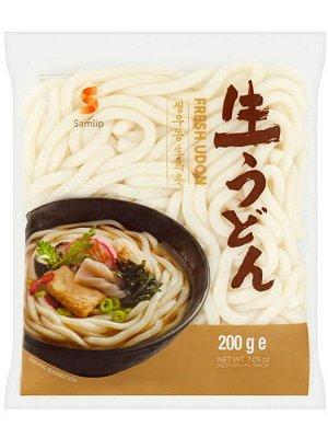 Удон Samlip Udon Noodle.Fresh Udon 600г (без приправ)