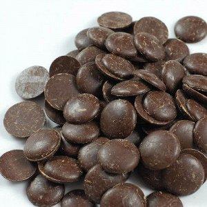 Шоколад горький (монетки)