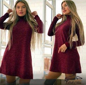 Платье Материал ангора На ОГ 104