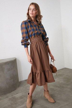 Платье %65 Pamuk %35 Polyester