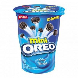 Печенье Oreo mini в стакане, 61,3 г