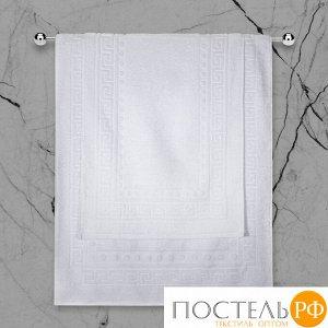 Полотенце махровое Cezar, 430 г/м2, белое 50*90
