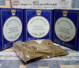 4 Пакистанская хна для волос медная с красным сандалом Mramah 100 гр