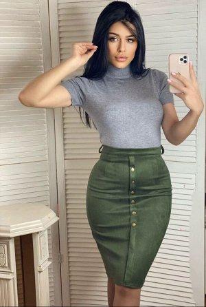 Юбка Ткань спандекс качество люкс Длина юбки 68 см-70 см