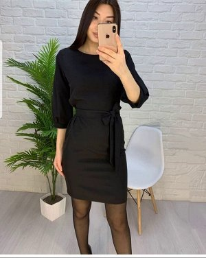 Платье Ткань барби.