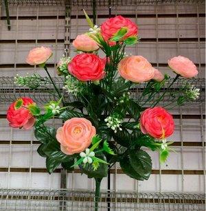 Цветы 14 цветок  48см длина Цвета в ассортименте