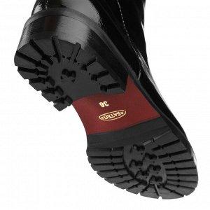 Женские ботинки. Модель 3227 б наплак (демисезон)