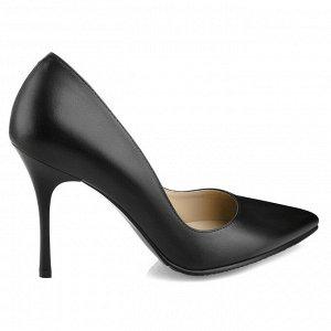Туфли женские на шпильке. Модель 2382 эк