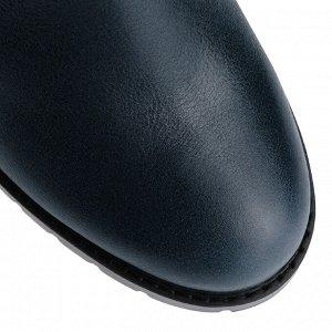Челси женские из натуральной кожи. Модель 3231 б синий друид (демисезон)