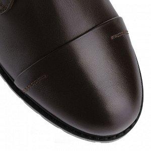 Ботинки женские. Модель 3237 б коричневый (демисезон)