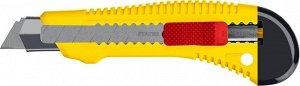 Нож упрочненный с метал. направляющей и сдвижным фиксатором FORCE-M