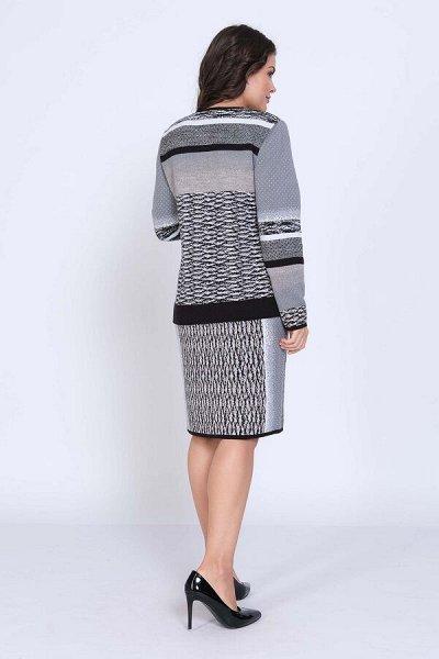 Женская одежда, вязаный трикотаж от фабрики Стиль — Комплекты/костюмы — Кофты