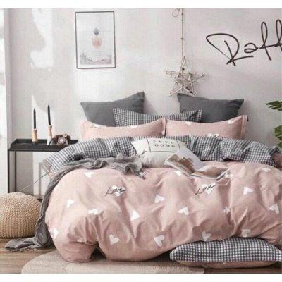 Ивановский текстиль, любимый! КПБ, полотенца, пижамки — Комплекты постельного белья - Евростандарт — Двуспальные и евро комплекты